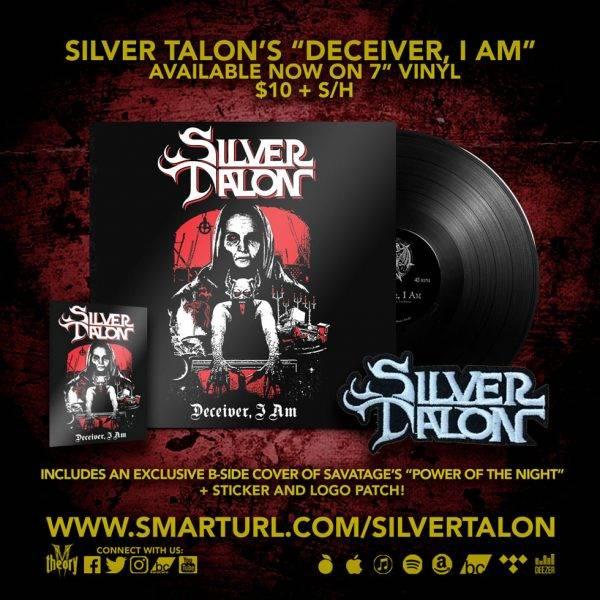 Silver Talon Vinyl