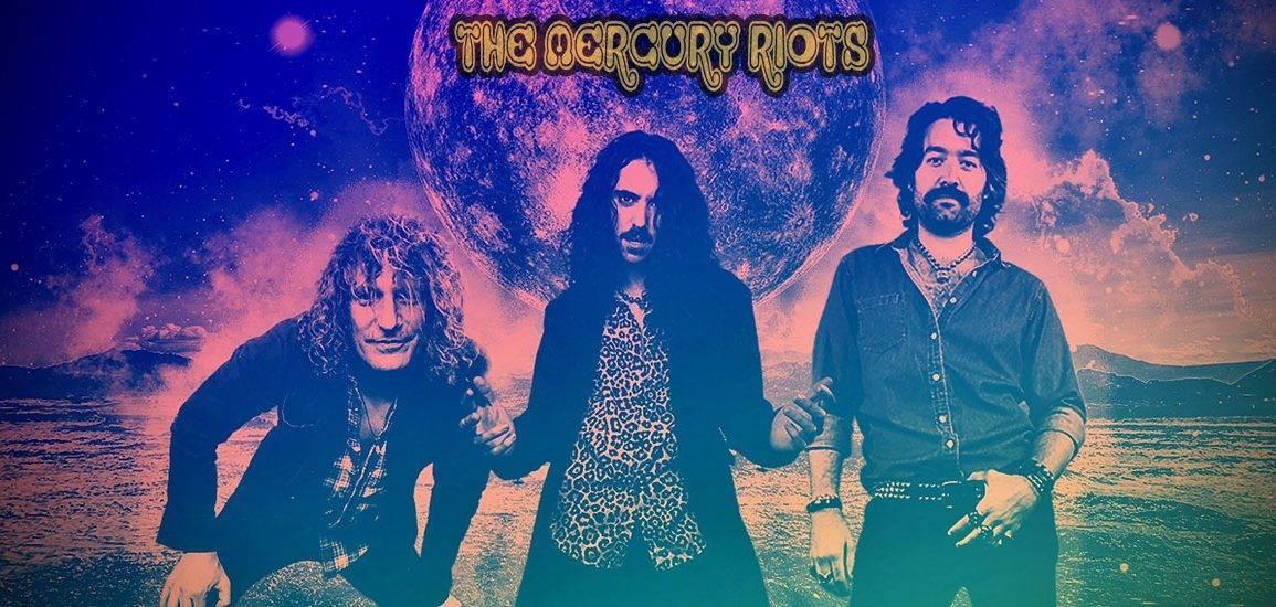 The Mercury Riots Band