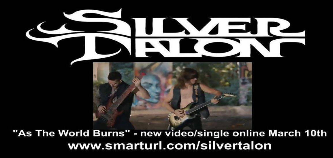 Silver Talon As The World Burns