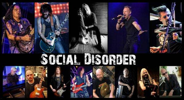 Social Disorder Rock Band