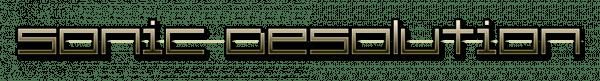 Sonic Desolution Logo