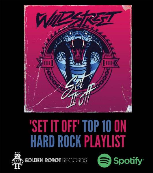 Wildstreet Spotify