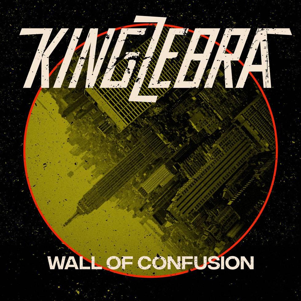 King Zebra Wall O fConfusion