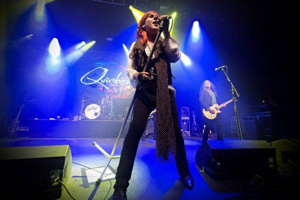 The Quireboys Stage