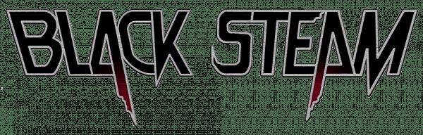 Black Steam Logo