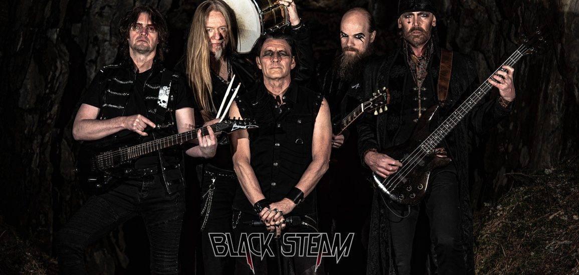 Black Steam Metal
