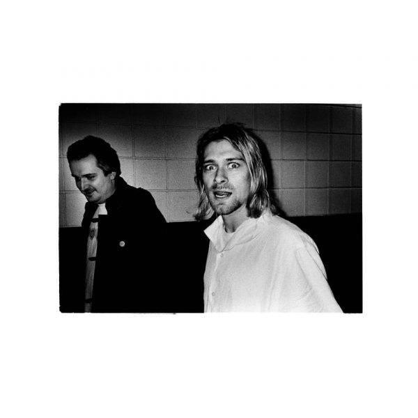 Nirvana Curt Cobain