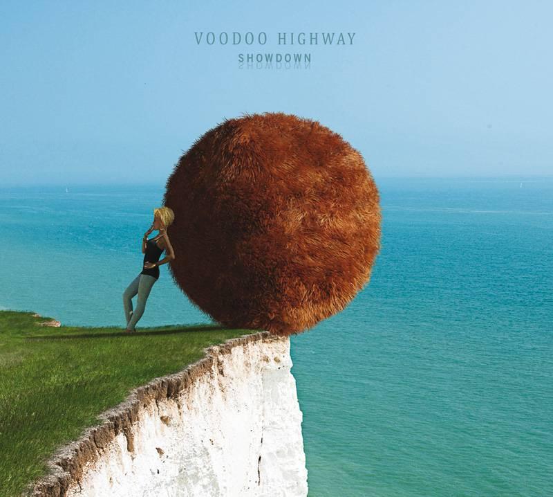 Voodoo Highway Showdown Cover