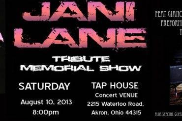 Jani Lane Memorial