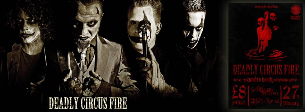 Deadly Circus Fire UK
