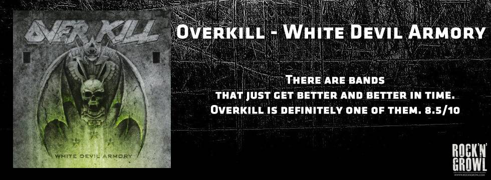 Review: Overkill - White Devil Armory