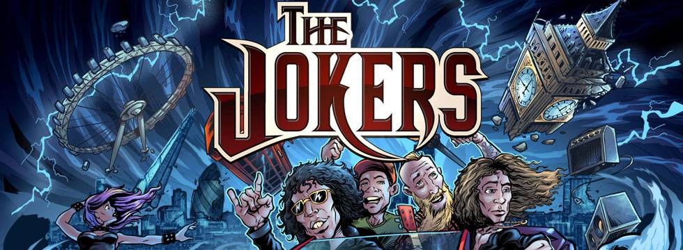 The Jokers RockNGrowl