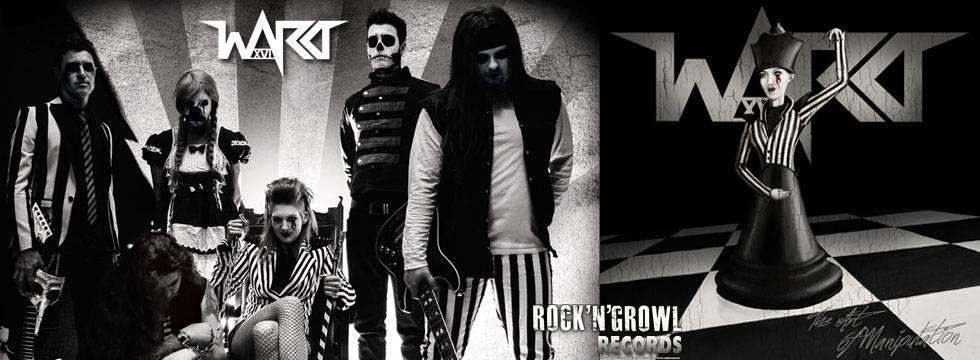 Ward XVI RockNGrowl Records