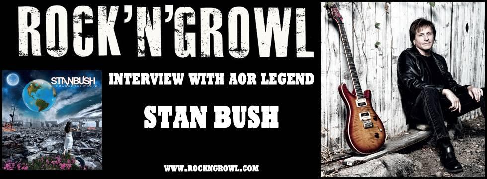 Stan Bush Interview