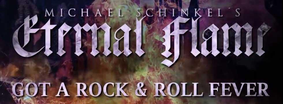 Eternal Flame Rock N Roll Fever