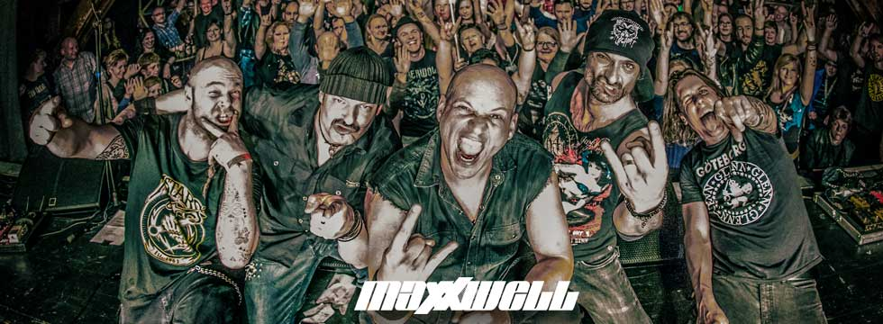 Maxxwell Band