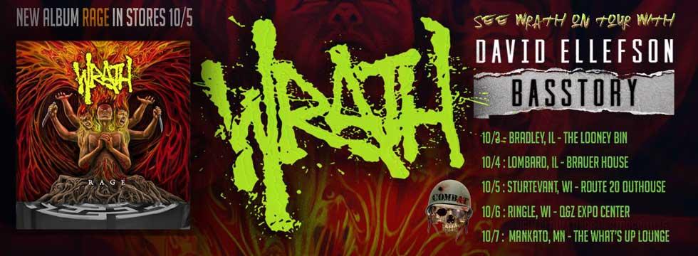 Wrath Combat Records