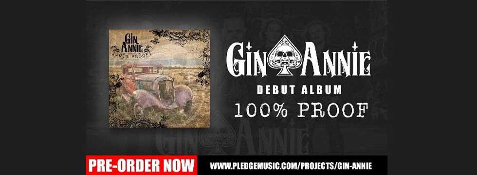 Gin Annie Band
