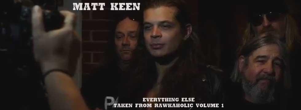 Matt Keen Everything Else