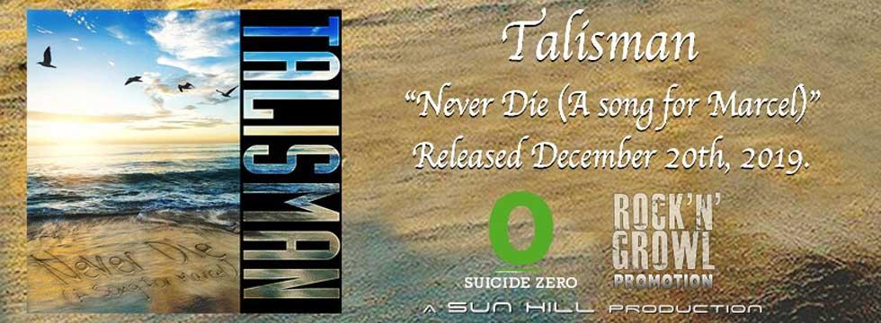 Talisman New Song