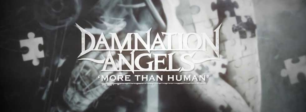 Damnation Angels Lyric Video