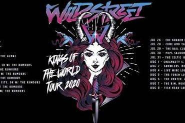 Wildstreet US Tour