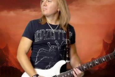 Frank Pane Guitars