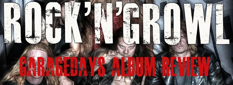 Garagedays Album Review