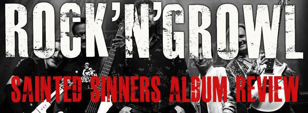 Sainted Sinners Album Review
